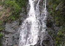 庄田村山水瀑布一览